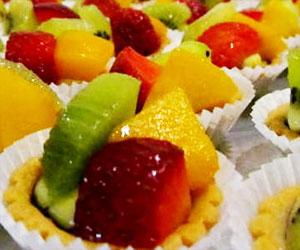 Assorted tarts - mini thumbnail