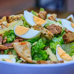 Traditional Caesar salad thumbnail