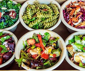 Chefs seasonal salad  thumbnail