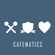 Cafenatics Church Lane logo