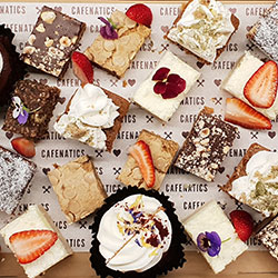Pastries and sweets box thumbnail