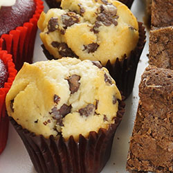 Complimentary 10 mini muffins with orders over $200 ex GST and fees thumbnail