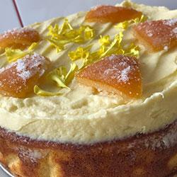Orange and almond cake thumbnail