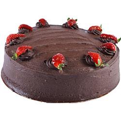 Chocolate Strawberry Cake thumbnail