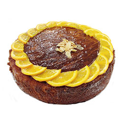 Flourless orange and almond torte - Large  thumbnail