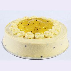 Passionfruit Banana Cake thumbnail