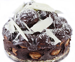 Profiterole Cake thumbnail