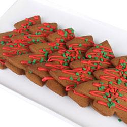 Gingerbread Christmas tree thumbnail