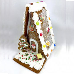 Gingerbread house - large thumbnail