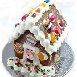 Gingerbread house - small thumbnail