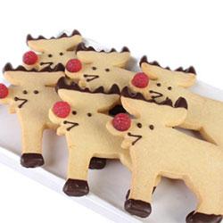 Shortbread reindeer thumbnail