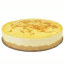 Lemon coldset cheesecake thumbnail