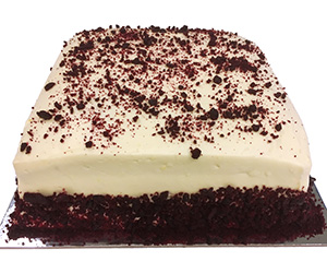 Red velvet cake - large thumbnail