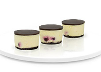Baby Black Forest mousse thumbnail