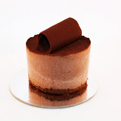Baby chocolate mousse thumbnail
