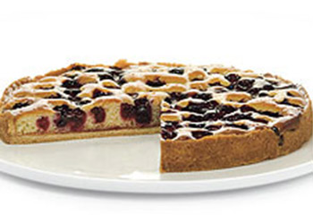 Berry flan - 11 inches - serves up to 20 thumbnail