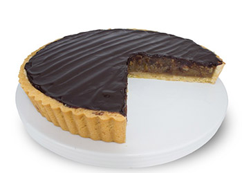 Chocolate pecan tart - 11 inches - serves up to 18 thumbnail