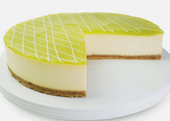 Lime vanilla cheesecake thumbnail