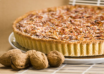 Pecan tart - 11 inches - serves up to 20 thumbnail