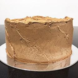 Vegan chocolate fudge cake  thumbnail