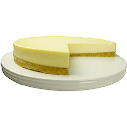 New York cheesecake - 10 inches - serves up to 16 thumbnail