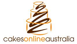 Cakes Online Australia logo
