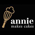 Annie Makes Cakes logo
