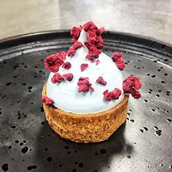 Blueberry meringue tart - mini thumbnail