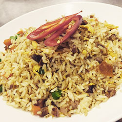 Fried rice platter thumbnail