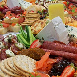 Cheese and antipasti platter thumbnail