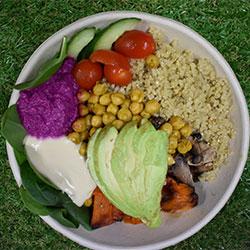 Vietnamese poke bowl thumbnail