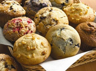 Sweet muffins - large thumbnail