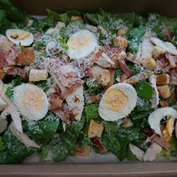 Double chicken Caesar salad thumbnail