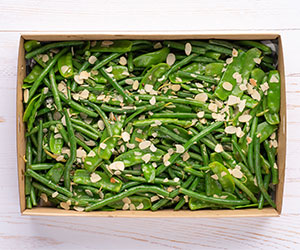 French beans and mangetout salad thumbnail