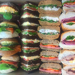 Mixed bread sandwiches thumbnail
