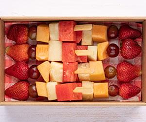 Fruit skewer - mini thumbnail