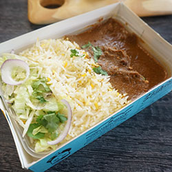 Curry and rice - 500 ml individual box thumbnail