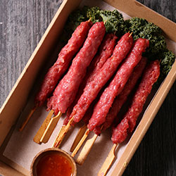 Vietnamese pork sausages thumbnail