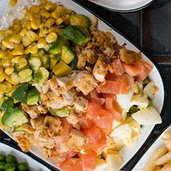 Chop salad thumbnail