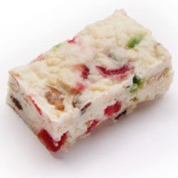 White Christmas fruit slice thumbnail