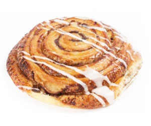 Cinnamon and apple swirl - large thumbnail
