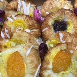 Assorted Danish pastry thumbnail