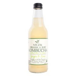 Organic Kombucha - 330 ml thumbnail