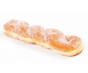 Sugar twist brioche donut thumbnail
