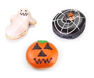 Halloween donuts thumbnail