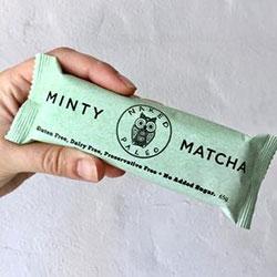 Minty matcha naked paleo bar - 65g thumbnail