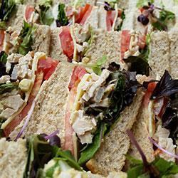 Triangle finger sandwich thumbnail