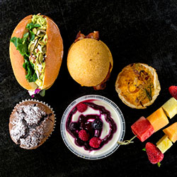 Chefs executive breakfast package thumbnail