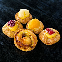 Danishes and pastries thumbnail