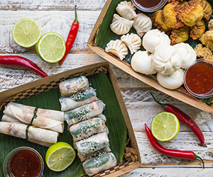Yum Cha platter - Serves 10 guests thumbnail